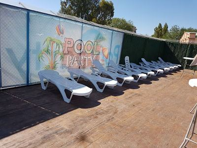 PISCINA Y POOL PARTY MADRID