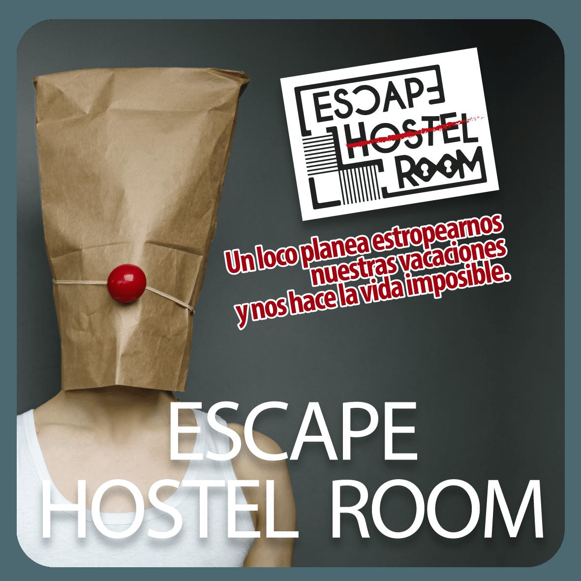 Escape Hostel Room