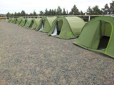 Zona de Acampada Libre