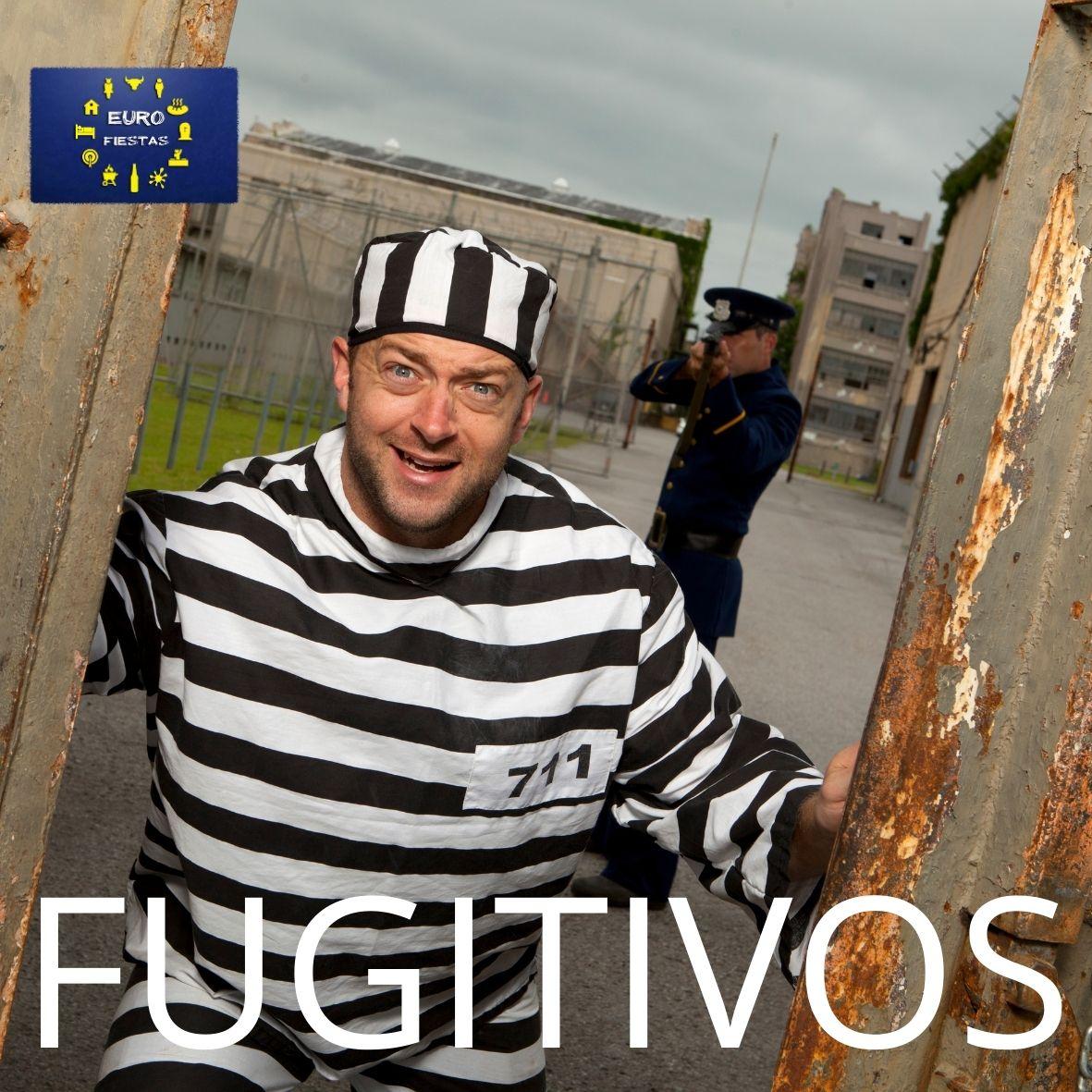 Fugitivos Outdoor Escape Room